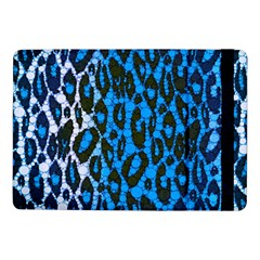 Florescent Blue Cheetah  Samsung Galaxy Tab Pro 10.1  Flip Case