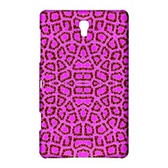 Florescent Pink Animal Print  Samsung Galaxy Tab S (8.4 ) Hardshell Case
