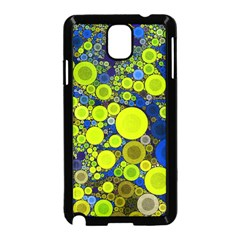 Polka Dot Retro Pattern Samsung Galaxy Note 3 Neo Hardshell Case (black)
