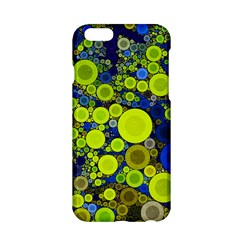 Polka Dot Retro Pattern Apple iPhone 6 Hardshell Case