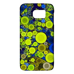 Polka Dot Retro Pattern Samsung Galaxy S6 Hardshell Case