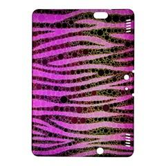 Hot Pink Black Tiger Pattern  Kindle Fire HDX 8.9  Hardshell Case