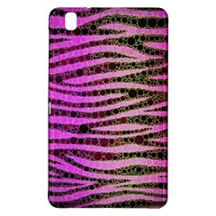 Hot Pink Black Tiger Pattern  Samsung Galaxy Tab Pro 8.4 Hardshell Case