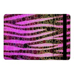 Hot Pink Black Tiger Pattern  Samsung Galaxy Tab Pro 10.1  Flip Case