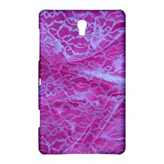 Pink Lace  Samsung Galaxy Tab S (8 4 ) Hardshell Case