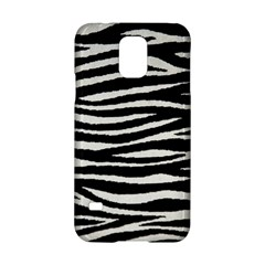 Black White Tiger  Samsung Galaxy S5 Hardshell Case