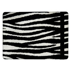 Black White Tiger  Samsung Galaxy Tab Pro 12.2  Flip Case