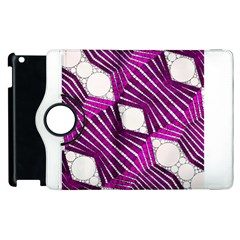 Crazy Beautiful Abstract  Apple iPad 2 Flip 360 Case