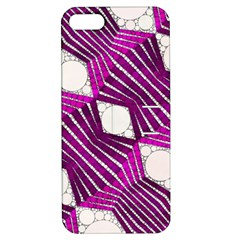 Crazy Beautiful Abstract  Apple Iphone 5 Hardshell Case With Stand