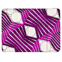 Crazy Beautiful Abstract  Samsung Galaxy Tab 7  P1000 Flip Case