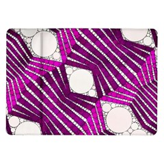 Crazy Beautiful Abstract  Samsung Galaxy Tab 10 1  P7500 Flip Case