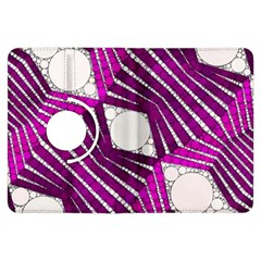 Crazy Beautiful Abstract  Kindle Fire HDX Flip 360 Case
