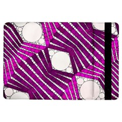 Crazy Beautiful Abstract  Apple iPad Air Flip Case