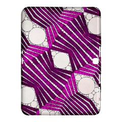 Crazy Beautiful Abstract  Samsung Galaxy Tab 4 (10.1 ) Hardshell Case