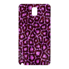 Cheetah Bling Abstract Pattern  Samsung Galaxy Note 3 N9005 Hardshell Back Case