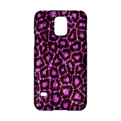 Cheetah Bling Abstract Pattern  Samsung Galaxy S5 Hardshell Case