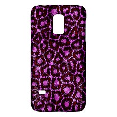 Cheetah Bling Abstract Pattern  Samsung Galaxy S5 Mini Hardshell Case