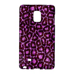 Cheetah Bling Abstract Pattern  Samsung Galaxy Note Edge Hardshell Case