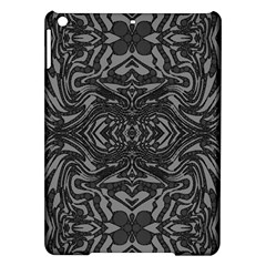 Trippy Black&white Abstract  Apple iPad Air Hardshell Case