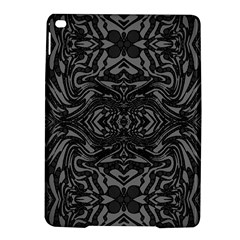 Trippy Black&white Abstract  Apple iPad Air 2 Hardshell Case