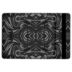 Trippy Black&white Abstract  Apple iPad Air 2 Flip Case