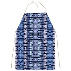 Tribal Geometric Print Apron