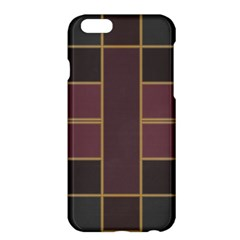 Vertical and horizontal rectangles	Apple iPhone 6 Plus Hardshell Case
