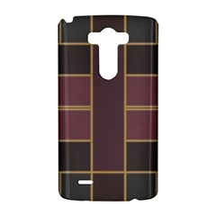 Vertical and horizontal rectangles LG G3 Hardshell Case