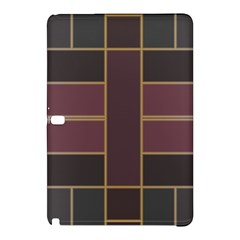 Vertical and horizontal rectanglesSamsung Galaxy Tab Pro 10.1 Hardshell Case