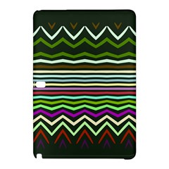 Chevrons and distorted stripesSamsung Galaxy Tab Pro 10.1 Hardshell Case