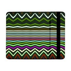 Chevrons And Distorted Stripes	samsung Galaxy Tab Pro 8 4  Flip Case