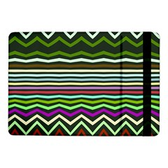 Chevrons and distorted stripes	Samsung Galaxy Tab Pro 10.1  Flip Case
