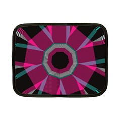Striped Hole Netbook Case (small)