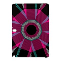 Striped Holesamsung Galaxy Tab Pro 10 1 Hardshell Case