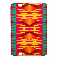 Colorful Tribal Texture Kindle Fire Hd 8 9  Hardshell Case