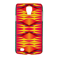Colorful Tribal Texture Samsung Galaxy S4 Active (i9295) Hardshell Case