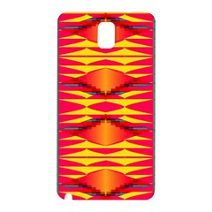 Colorful Tribal Texture Samsung Galaxy Note 3 N9005 Hardshell Back Case