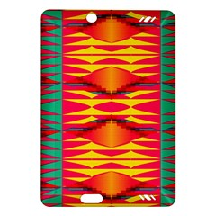 Colorful Tribal Texture Kindle Fire Hd (2013) Hardshell Case