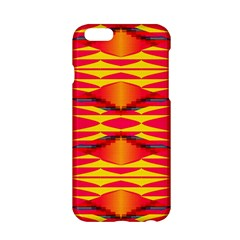 Colorful Tribal Texture Apple Iphone 6 Hardshell Case