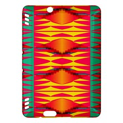 Colorful tribal texture	Kindle Fire HDX Hardshell Case