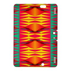 Colorful Tribal Texture	kindle Fire Hdx 8 9  Hardshell Case