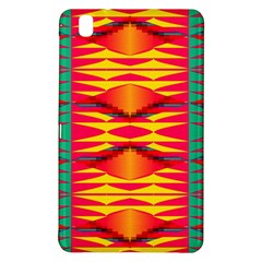 Colorful tribal texture	Samsung Galaxy Tab Pro 8.4 Hardshell Case