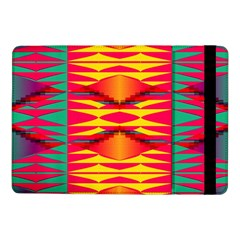 Colorful Tribal Texture	samsung Galaxy Tab Pro 10 1  Flip Case