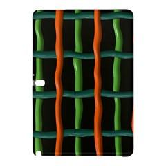 Orange green wiresSamsung Galaxy Tab Pro 12.2 Hardshell Case