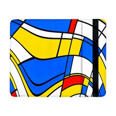 Colorful distorted shapesSamsung Galaxy Tab Pro 8.4  Flip Case