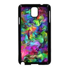 Unicorn Smoke Samsung Galaxy Note 3 Neo Hardshell Case (Black)