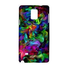 Unicorn Smoke Samsung Galaxy Note 4 Hardshell Case