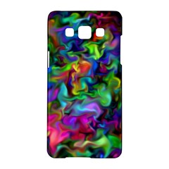 Unicorn Smoke Samsung Galaxy A5 Hardshell Case