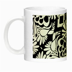 70 s Wallpaper Glow In The Dark Mug