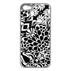 70 s Wallpaper Apple Iphone 5 Case (silver)